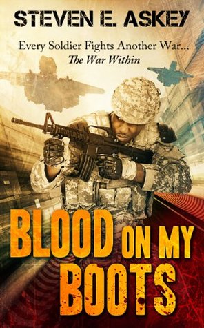 Blood On My Boots  by  Steven Askey