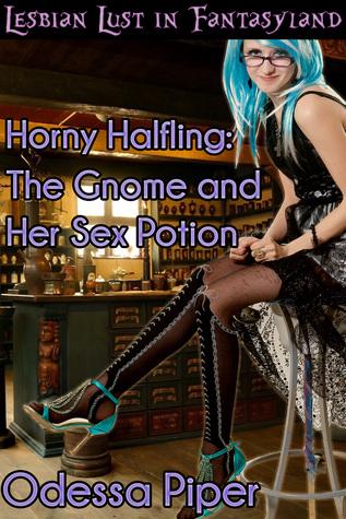 Halfling Pussy Licker: Gnome Alchemist  by  Odessa Piper