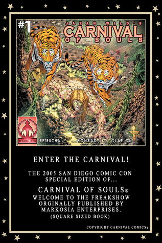 Carnival Of Souls Special Collectors Edition  by  Jazan Wild