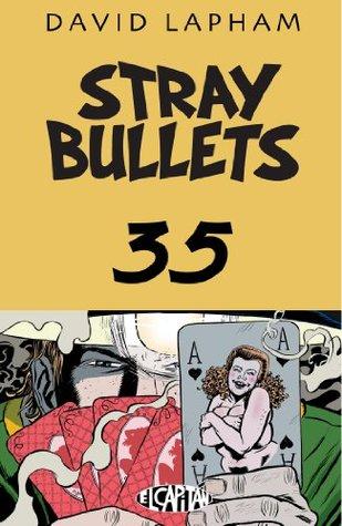 Stray Bullets #35  by  David Lapham