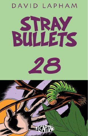 Stray Bullets #28  by  David Lapham