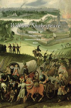 Henrik VI, kolmas osa  by  William Shakespeare