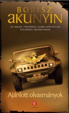 Ajánlott olvasmányok (A Magiszter Kalandjai #2)  by  Boris Akunin