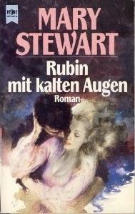 Rubin mit kalten Augen Mary Stewart