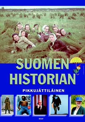 Suomen historian pikkujättiläinen  by  Seppo Zetterberg