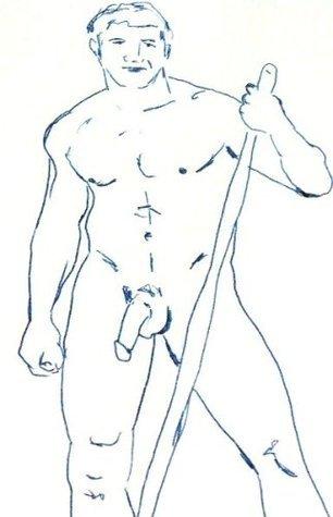 Male Nudes -  by  J.W.