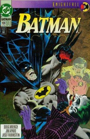Batman #496 Die Laughing Doug Moench