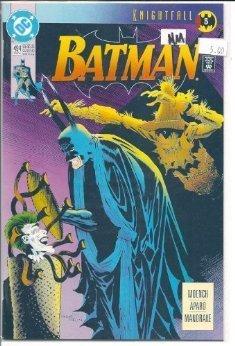 Batman #494  by  Doug Moench and Jim Aparo Knightfall 5
