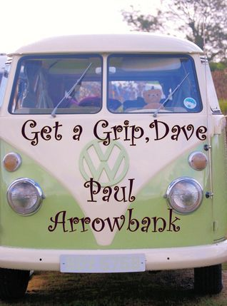 Get a Grip, Dave  by  Paul Arrowbank