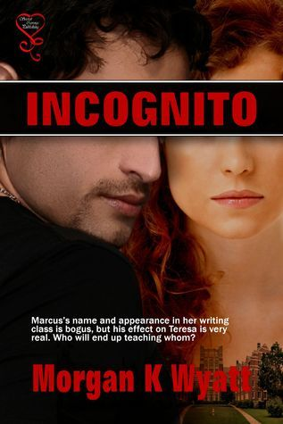 Incognito  by  Morgan K. Wyatt