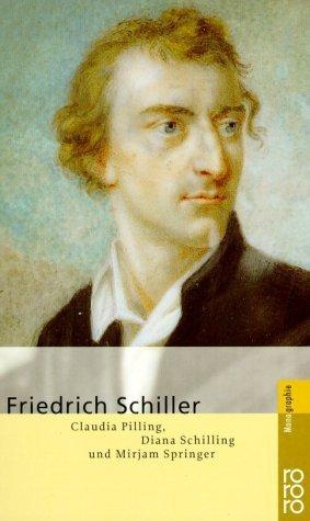 Friedrich Schiller  by  Claudia Pilling