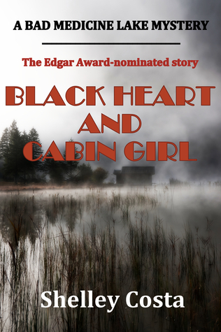 Black Heart and Cabin Girl Shelley Costa