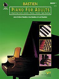 Bastien Piano For Adults, Book 2 (CD Only) (Bastien Piano For Adults)  by  Jane Bastien