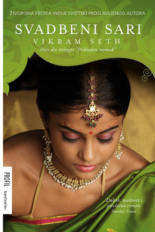 Svadbeni sari (Prikladan momak #3)  by  Vikram Seth