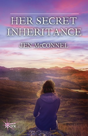 Her Secret Inheritance  by  Jen McConnel