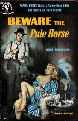 Beware The Pale Horse Ben Benson