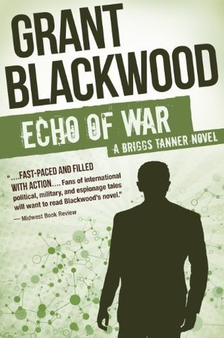 Echo of War: A Briggs Tanner Novel  by  Grant Blackwood