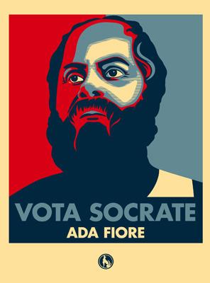 Vota Socrate  by  Ada Fiore