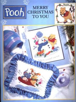 Merry Christmas to You Pooh Craft Book  by  Various