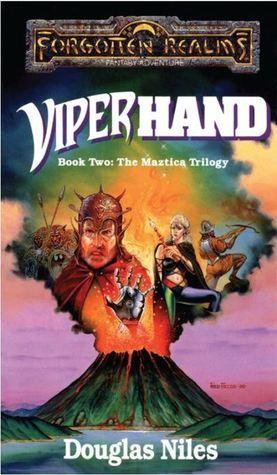 Viperhand (Forgotten Realms: Maztica, #2)  by  Douglas Niles