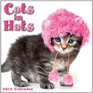 Cats in Hats 2013 Mini  by  NOT A BOOK
