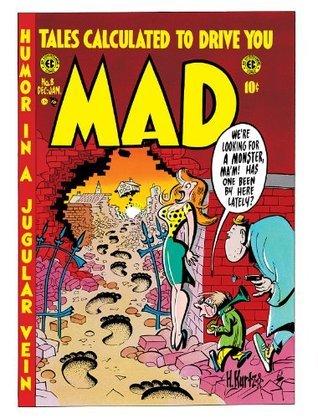Mad Magazine #8 Jerry DeFuccio