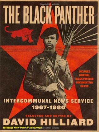 The Black Panther David Hilliard