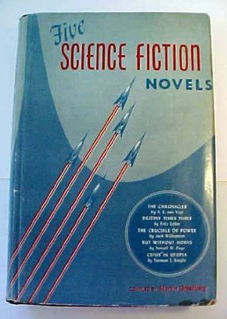 Five Science Fiction Novels  by  Martin H. Greenberg