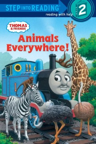 Animals Everywhere! (Thomas & Friends) - Do Not Use (Step into Reading) Wilbert Awdry