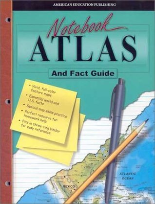 Notebook Reference Atlas and Fact Guide  by  Vincent Douglas