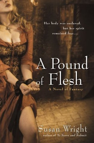 A Pound of Flesh (Marja Duology, #2) Susan   Wright