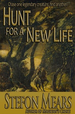 Hunt for a New Life Stefon Mears