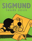 Sigmund: tweede sessie (Sigmund, #2)  by  Peter de Wit