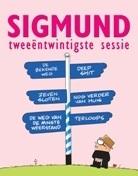 Sigmund: tweeëntwintigste sessie (Sigmund, #22) Peter de Wit