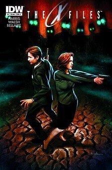 X-Files Season 10, No. 1  by  Chris  Carter