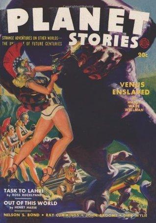 Planet Stories - Summer/42: Adventure House Presents: Ross Rocklynne