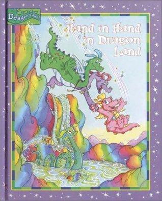 Hand in Hand in Dragon Land (Glitter Picturebook) Sarah Lukas