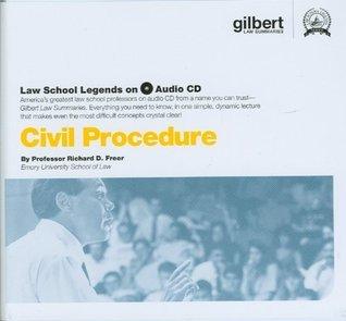 Civil Procedure (Law School Legends Audio Series CD)  by  Richard D. Freer