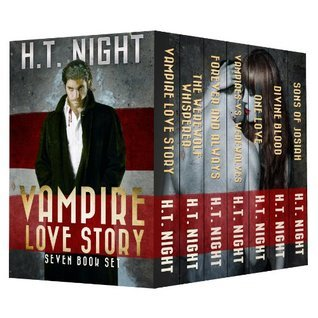 Vampire Love Story: First Seven Novels H.T. Night