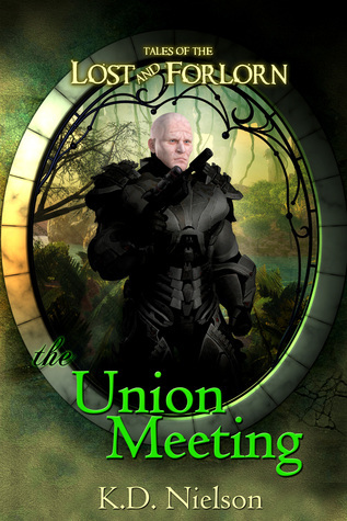 The Union Meeting  by  K.D. Nielson