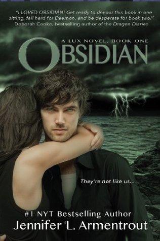 Obsidian (Lux #1) Jennifer L. Armentrout