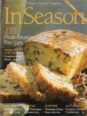 In Season (Weight Watchers Magazine) Cookbook Alyson Moreland Haynes