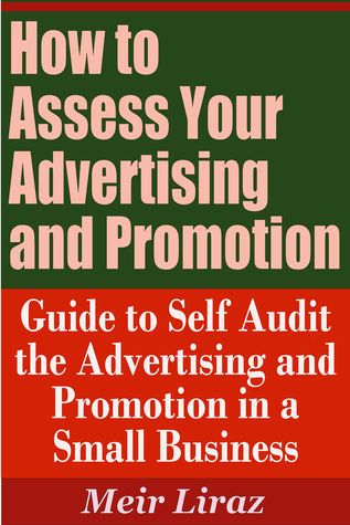 How to Assess Your Advertising and Promotion: Guide to Self Audit the Advertising and Promotion in a Small Business  by  Meir Liraz