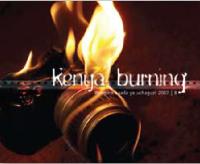 Kenya Burning Joy Mboya