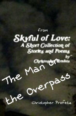 The Man On The Overpass  by  Christopher Profeta