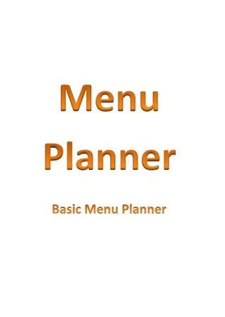 Menu Plan Touch Application  by  David Smith