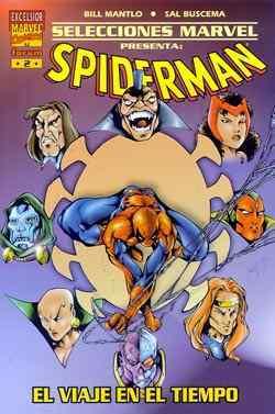 Spiderman: El viaje en el tiempo Bill Mantlo