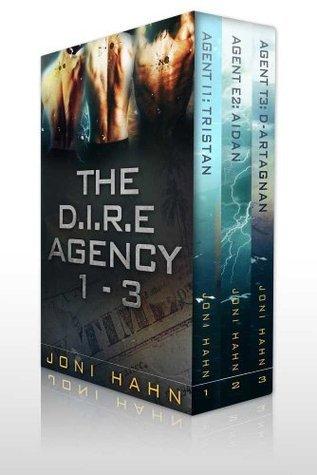 The D.I.R.E. Agency Box Set, Books 1 - 3 (The D.I.R.E. Agency Series)  by  Joni Hahn
