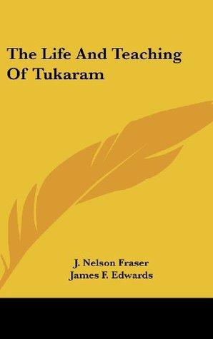 Poems of Tukarama  by  J. Nelson Fraser