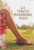 La toute première fois Lauren Strasnick